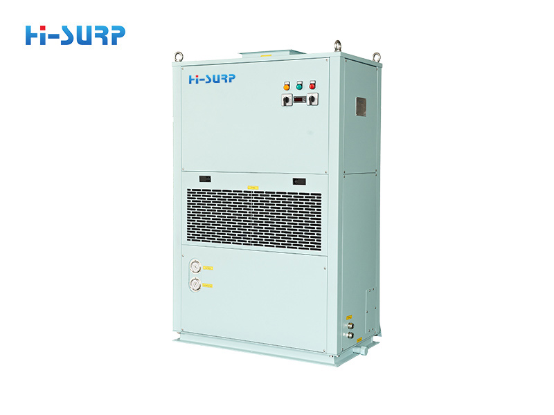 Solutions to common system problems of air-cooled chillers