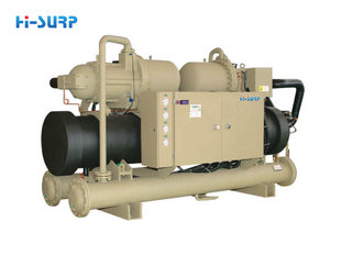 Acid recovery chiller unit