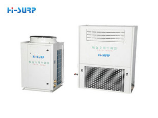 Grain cooling unit air conditioner