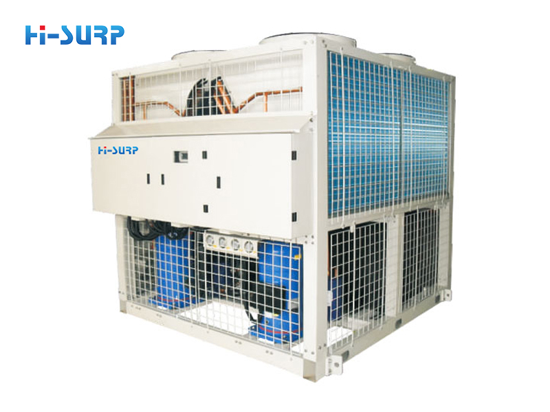 Industrial low-temp chiller unit