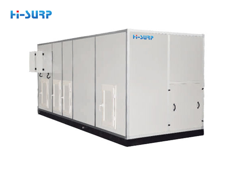 Multifunctional swimming pool heat pump unit
