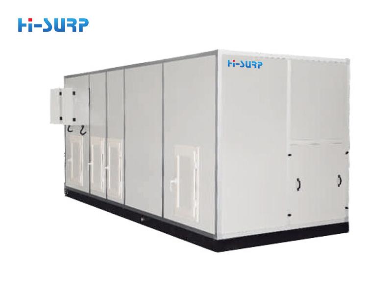 Multifunctional swimming pool heat pump unit