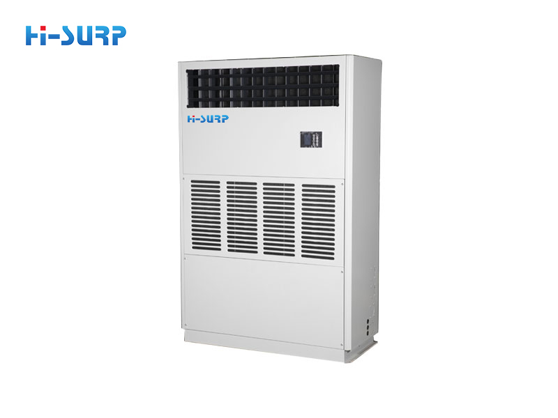 Unitary air conditioning unit
