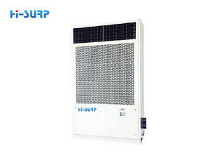 Waste damp and air source heat recovery of high temperature hot water unit(Laundry room air conditioner)